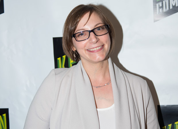 Anna Ziegler is the author of The Last Match and Actually.