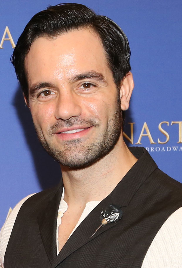 Ramin Karimloo will join the lineup of performers at Only Make Believe's 2017 Make Believe on Broadway gala.