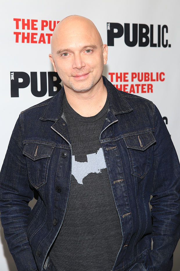 Michael Cerveris is on the 2018 NYMF grand jury for the Next Link Project.