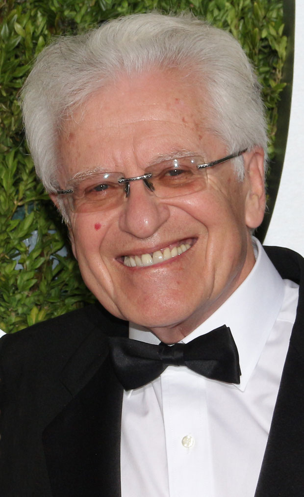 Jerry Zaks will be honored by the National Yiddish Theatre Folksbiene.