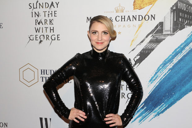 Annaleigh Ashford is among the Broadway performers set for the New York Philharmonic's New Year's Eve: Bernstein on Broadway.