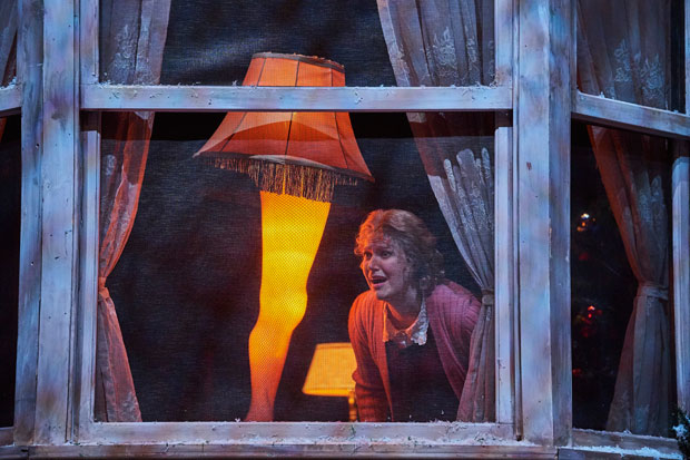Madeleine Maby as Mother in A Christmas Story.