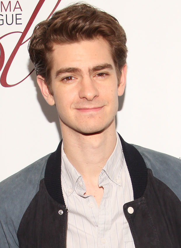 Andrew Garfield will appear in The Children's Monologues at Carnegie Hall.