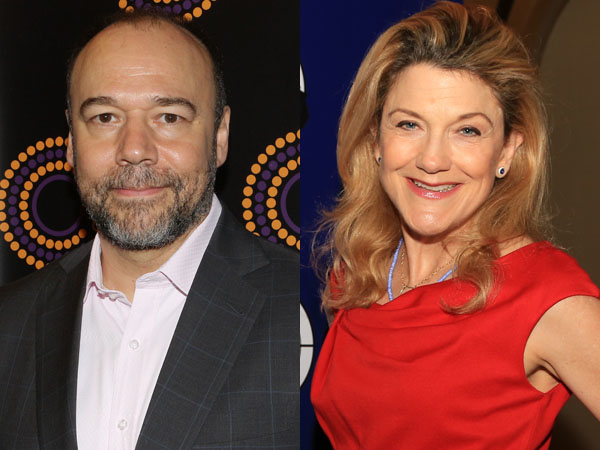 Danny Burstein and Victoria Clark join Roundabout's benefit concert reading of Damn Yankees, set for December 11.