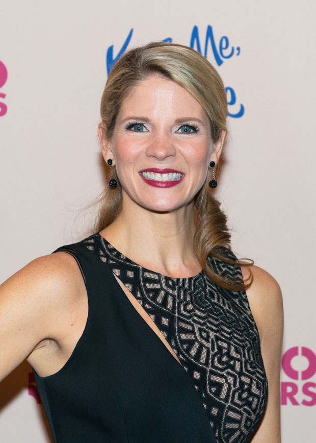 Kelli O'Hara will star in a 2019 Broadway revival of Kiss Me, Kate produced by the Roundabout Theatre Company.