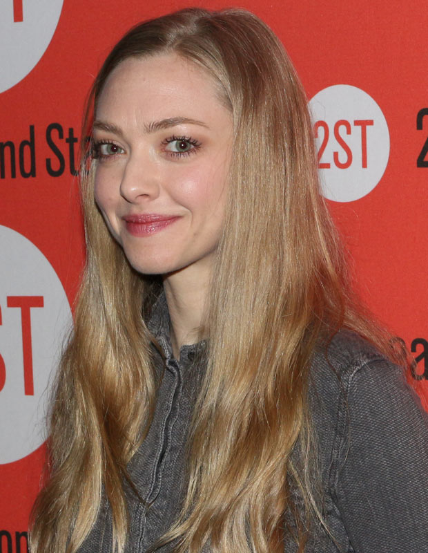 Amanda Seyfried will star in a free reading of Lucy Thurber's Perry Street, part of this year's Parity Plays Festival.