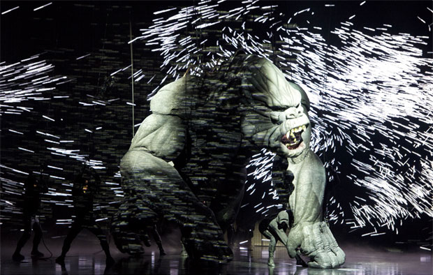 King Kong will open on Broadway on November 8, 2018.
