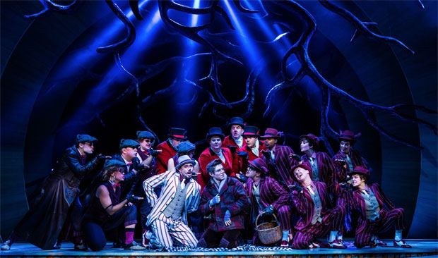 The musical The Wind in the Willows will be among BroadwayHD's first West End theater offerings on its on-demand streaming service.