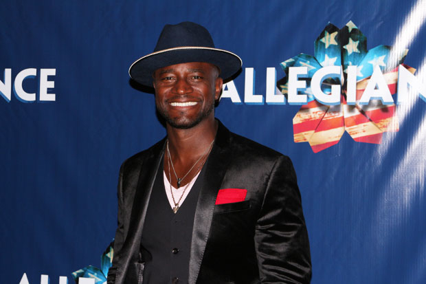 Taye Diggs will make his directorial debut with private industry readings of Keenan Scott II's Thoughts of a Colored Man on a Day When the Sun Set Too Early.