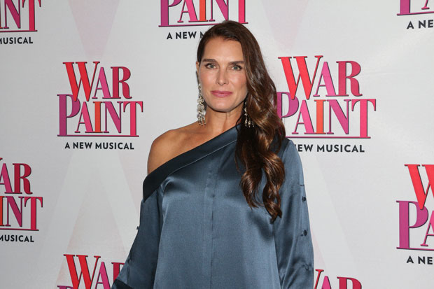 Brooke Shields is set for a one-night The Happiest Millionaire anniversary concert.