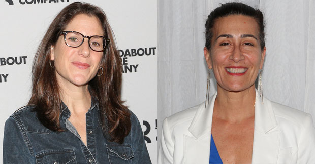 Anne Kauffman and Jeanine Tesori will be coartistic directors of the 2018 season of Encores! Off-Center.