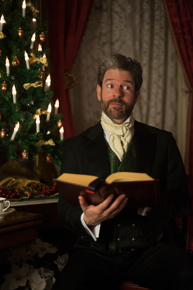 Summoners Ensemble Theatre's A Christmas Carol, starring John Kevin Jones, has been extended through December 31.