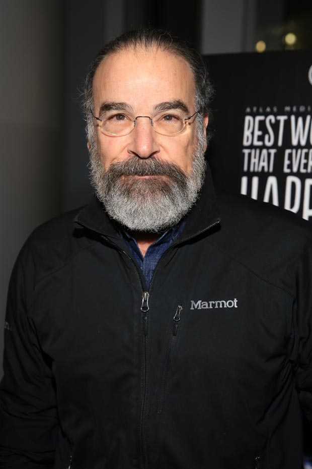 Mandy Patinkin is one of the members of the National Yiddish Theatre Folksbiene's new artistic council.