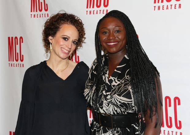 Director Rebecca Taichman and playwright Jocelyn Bioh's School Girls; or, The African Mean Girls Play has extended through December 23 at the Lucille Lortel Theatre.