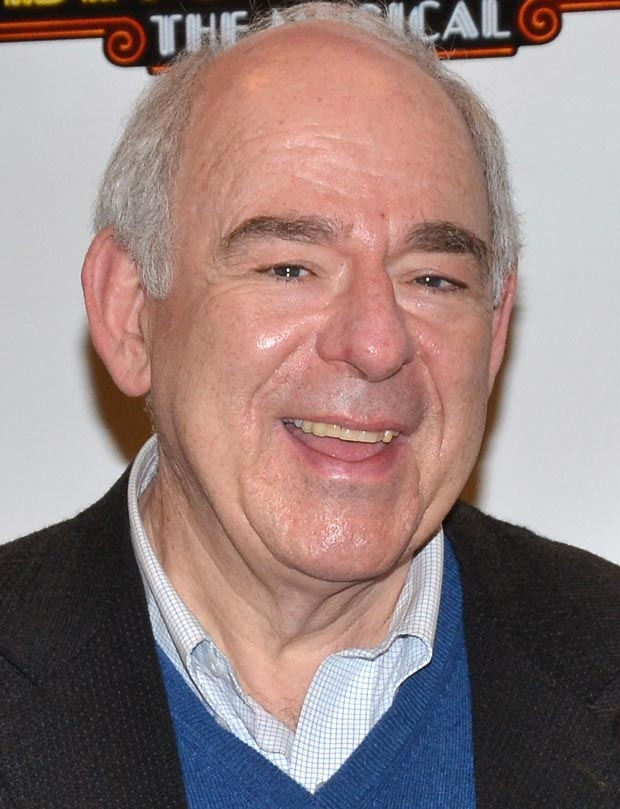 Lenny Wolpe stars as Scrooge/William Gillette in A Connecticut Christmas Carol, directed by Hunter Foster, as Goodspeed Musical's Norma Terris Theatre.