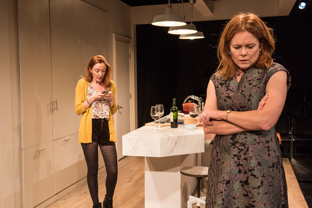 Sarah Street and Colleen Clinton star in Torben Betts's Muswell Hill.
