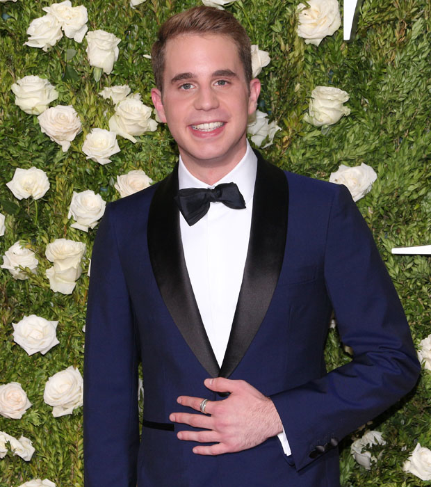 Ben Platt at the Tony Awards in 2017.
