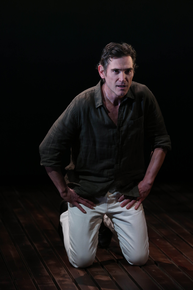 Billy Crudup plays Philip (and Harry) in Harry Clarke.