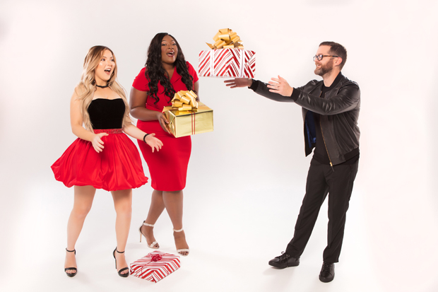 Bianca Ryan, Candice Glover, and Josh Kaufman headline Home for the Holidays.