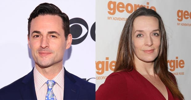 """Max von Essen and Julia Murney have released a special single of the holiday song """"O Holy Night."""""""