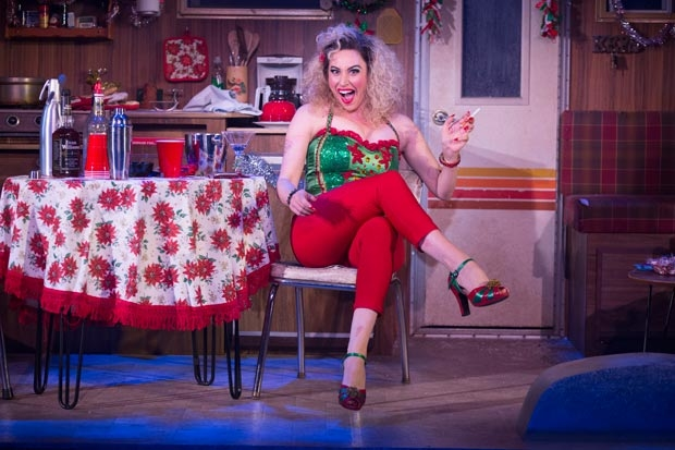 Performances of Who's Holiday! continue through December 31.
