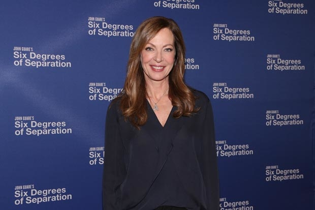 Allison Janney will be Honorary Chair of the 2018 Women's Voices Theater Festival.