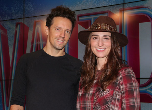 Jason Mraz and Sara Bareilles will appear opposite each other in Waitress.