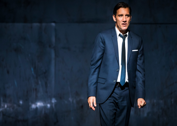 Clive Owen stars as Rene Gallimard in the Broadway revival of David Henry Hwang's M. Butterfly.