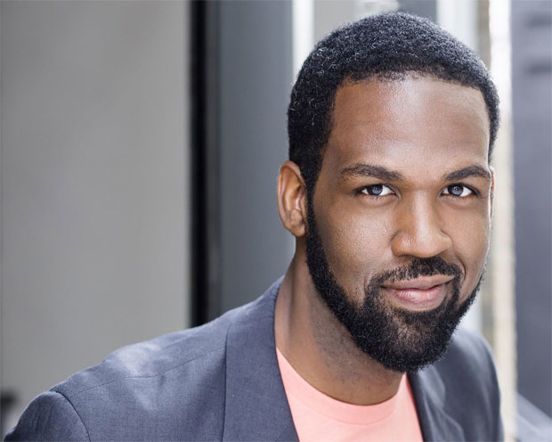Quentin Oliver Lee is the new Phantom of The Phantom of the Opera tour.