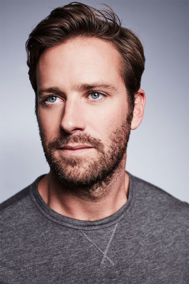 Armie Hammer will make his Broadway debut in Straight White Men.