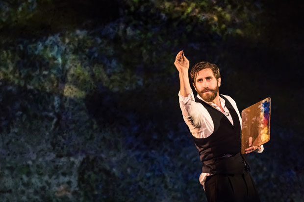 Jake Gyllenhaal starred in the recent Broadway revival of Sunday in the Park With George.