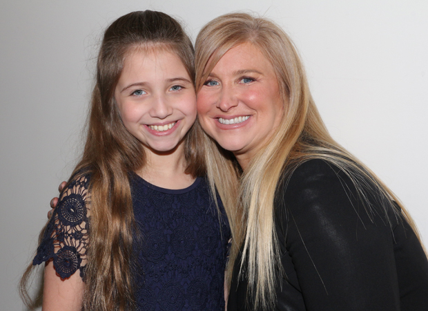 Peyton Ella and Tara Kennedy have both played Annie at Paper Mill Playhouse.
