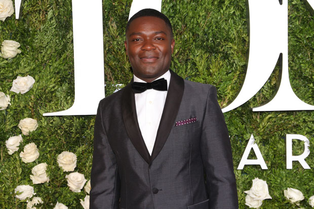 David Oyelowo will host this year's Nobel Peace Prize Concert.