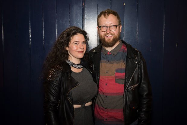 Abigail and Shaun Bengson wrote and star in Hundred Days.