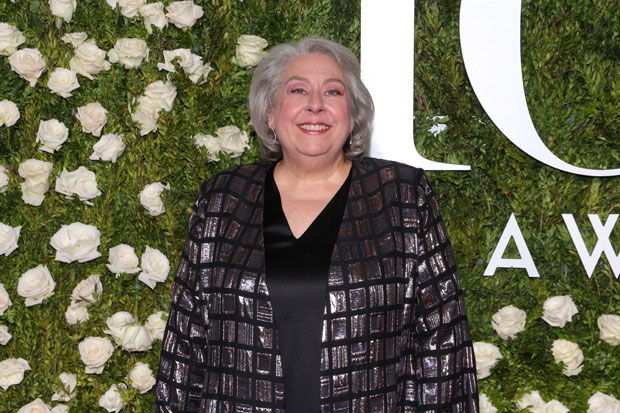 Jayne Houdyshell will appear in Relevance at the Lucille Lortel Theatre.