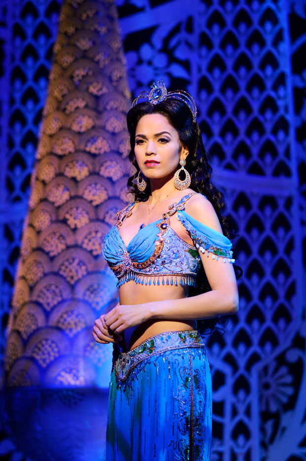 Arielle Jacobs joins the Broadway cast of Aladdin as Jasmine.
