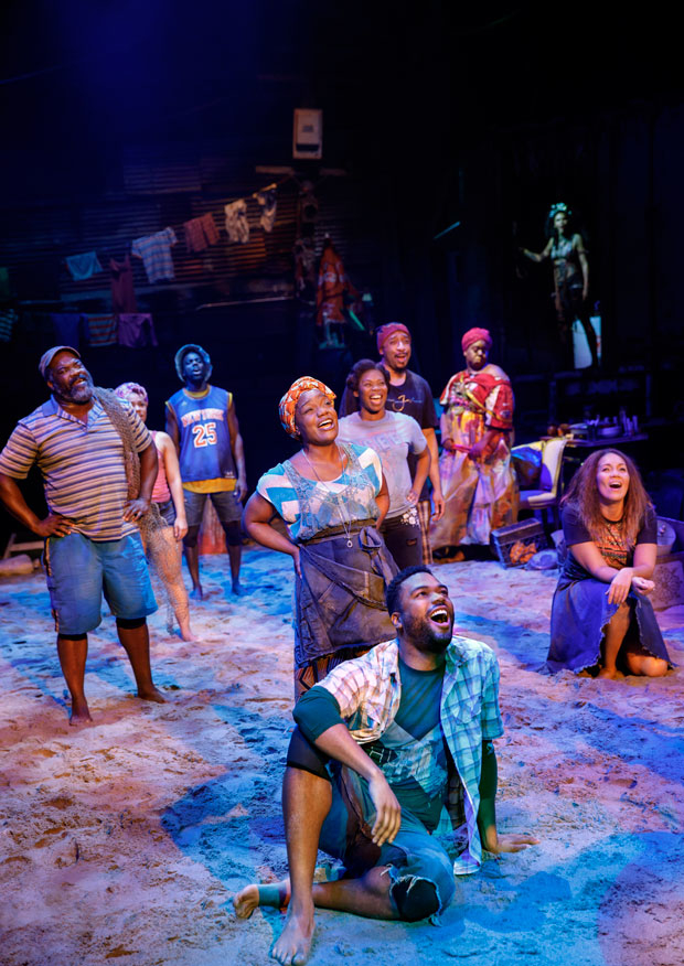 The revival cast of Once on This Island will record a brand-new album for Broadway Records.