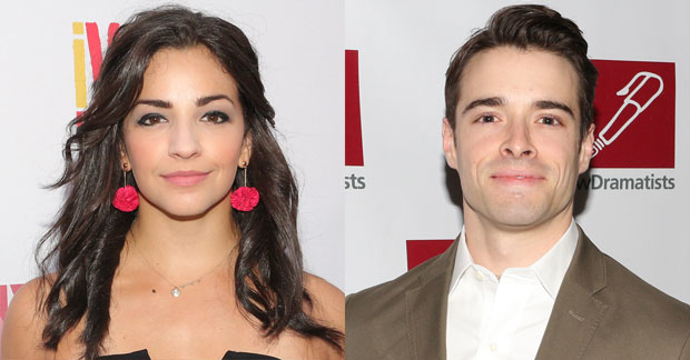 Ana Villafañe and Corey Cott will star in a concert version of West Side Story.