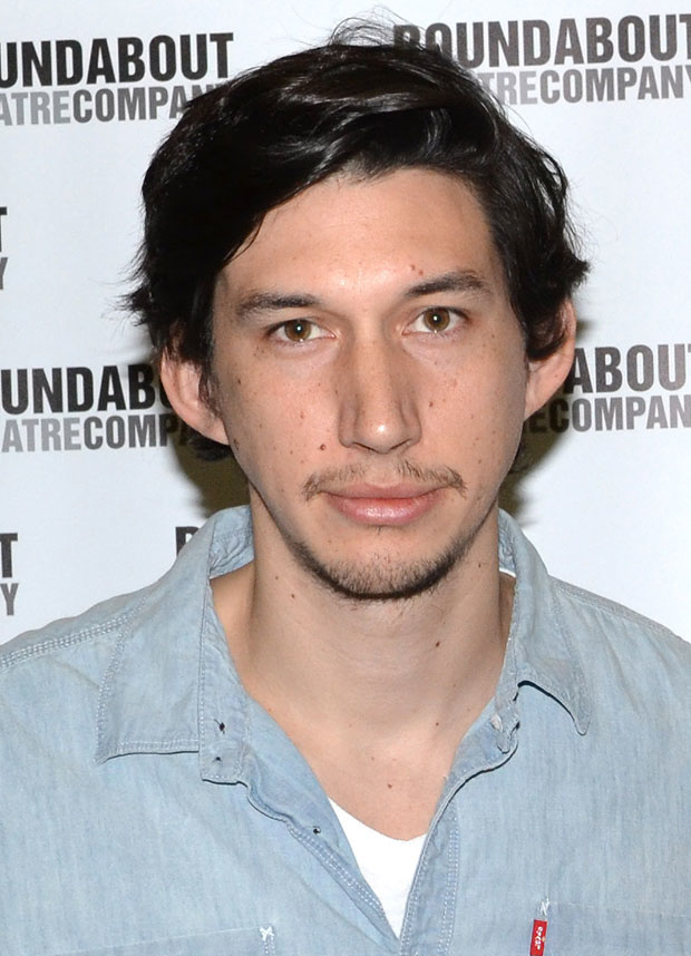 Adam Driver will star in Burn This on Broadway.