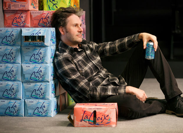Josh Hamilton in Annie Baker's The Antipodes at the Pershing Square Signature Center.