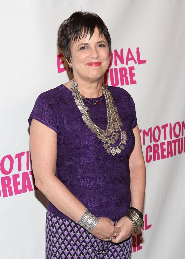Eve Ensler's In the Body of the World will run at New York City Center — Stage I.