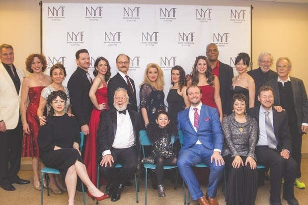 A host of Broadway stars participated in Broadway: A Jewish American Legacy at the Museum of Jewish Heritage.