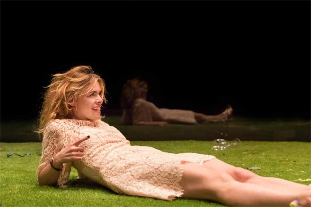 Billie Piper in Yerma at the Young Vic in London.
