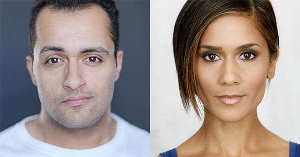 Ahmad Kamal and Lynette Rathnam will appear in 4,380 Nights.