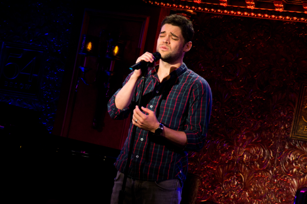 Jeremy Jordan joins the cast of Broadway Loves Gwen Stefani, coming to Feinstein's/54 Below on May 28, 2018.
