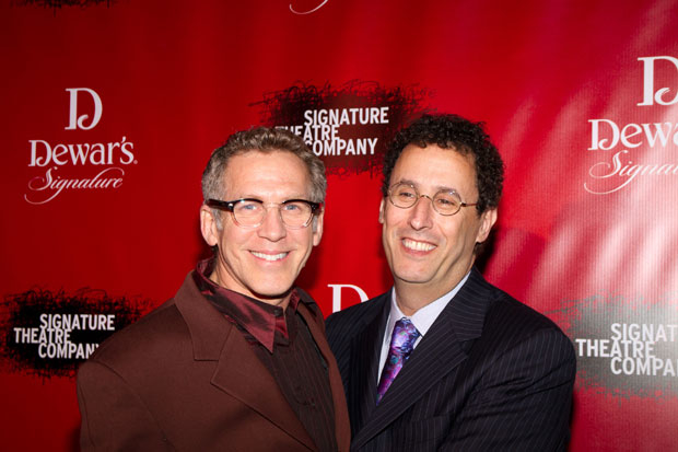 Stephen Spinella will reunite with Tony Kushner for a new production of Angels in America.