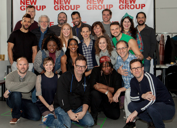 The full cast of Jerry Springer — The Opera.