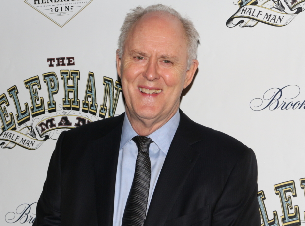 John Lithgow's solo show John Lithgow: Stories by Heart is offering snow day discounts through January 7.