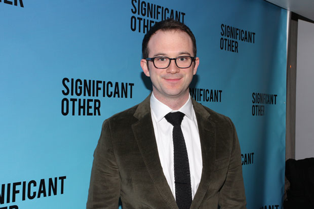 Broadway veteran Luke Smith joins the cast of the new musical Light Years at Signature Theatre.