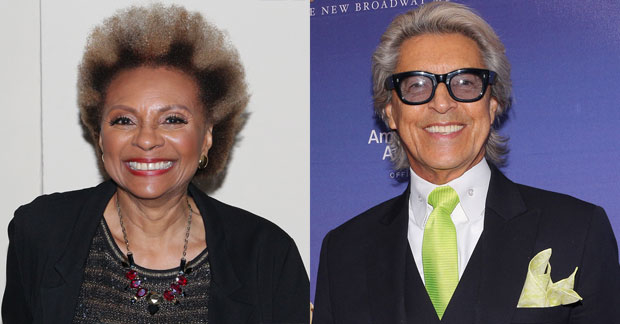 Leslie Uggams and Tommy Tune will be honored at the TADA! Youth Theater gala on March 5.